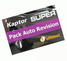 CARTÃO PACK AUTO REVISION SUPER